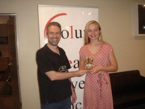 2017 AGM - Eden Award