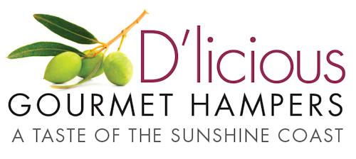 D'LICIOUS logo