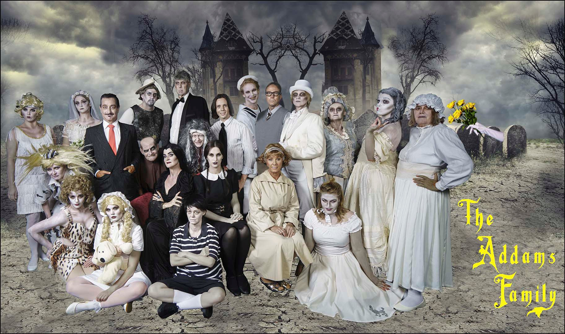 The Addams Family  U2013 Coolum Theatre Players